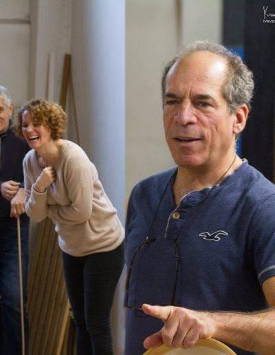 Ivan Bacciocchi, Natalie Stadelmann et Peter Shub